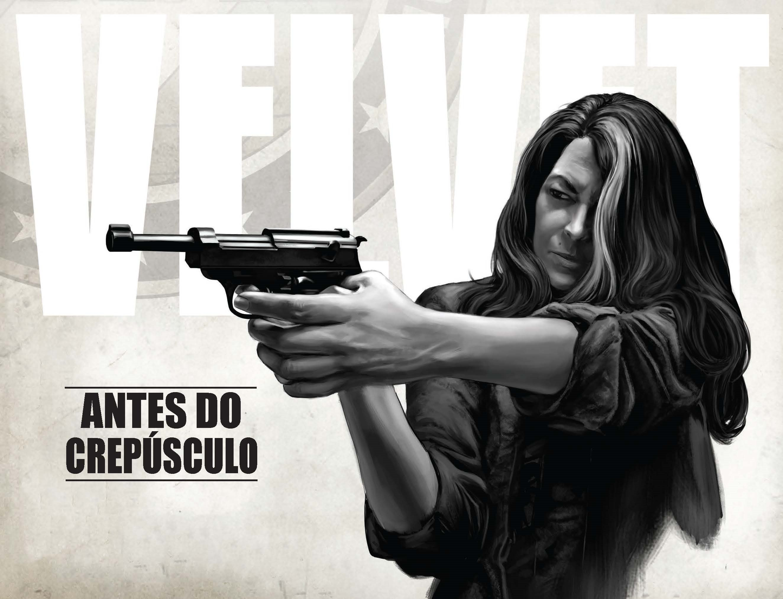 VELVET Volume 1: ANTES DO CREPÚSCULO