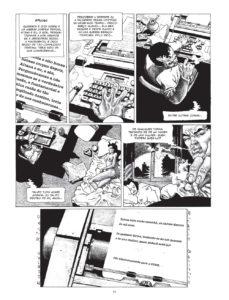 Parque Chas Novela Gráfica volume 11