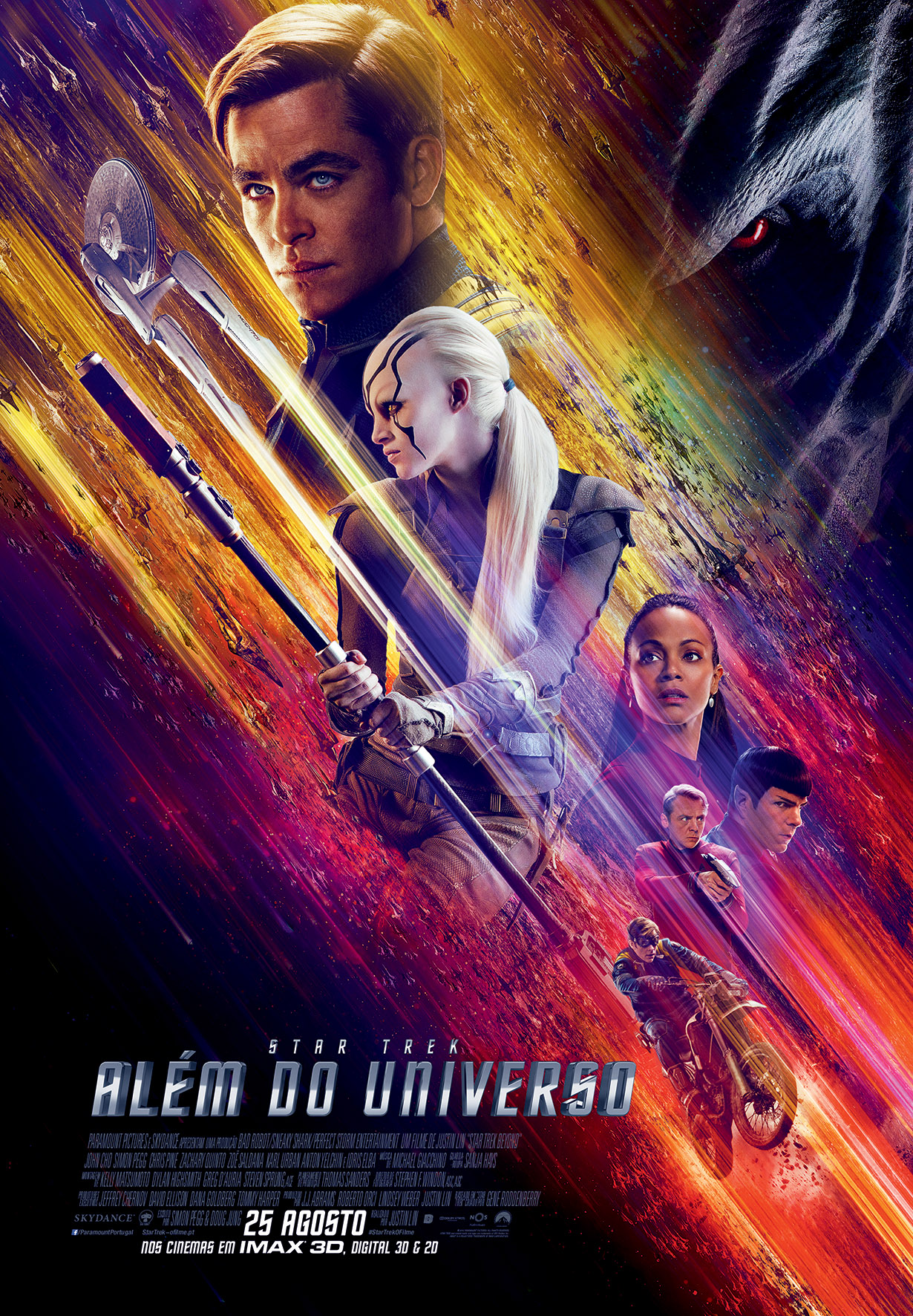 Star Trek Alem do Universo