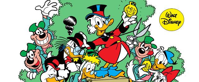 O Donald salta para a glória, na capa da Comix #179! Estranho? Nem por isso… É que estes Jogos Olímpicos, […]