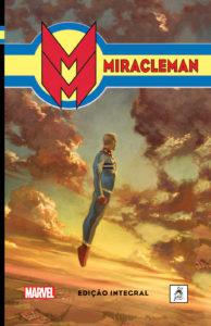 miracleman edição integral portugal