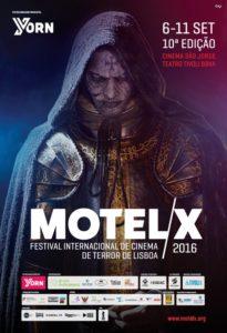 motel x - poster