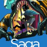 BD: Lançamento – SAGA volume 5