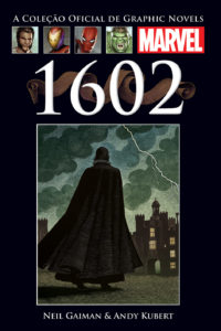 Marvel 1602 capa
