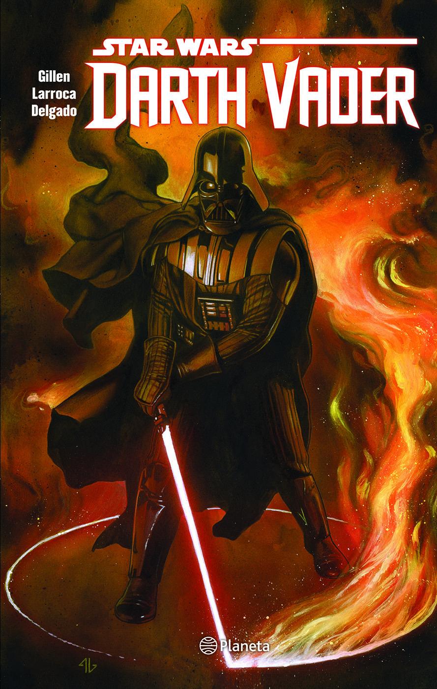 Darth Vader 2 TPB Capa