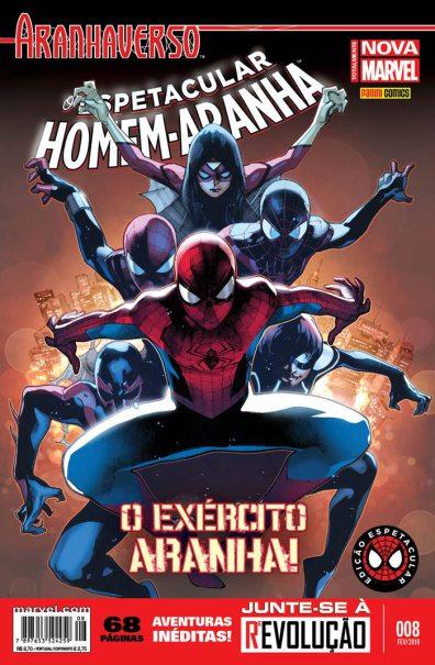 o espetacular homem aranha 8
