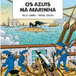 BD: Lançamento – Os Túnicas Azuis 3. Os Azuis da Marinha
