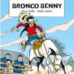 BD: Lançamento – Os Túnicas Azuis 6. Bronco Benny