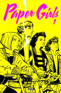 Paper Girls Volume 1 (Edição Especial Comic Con)