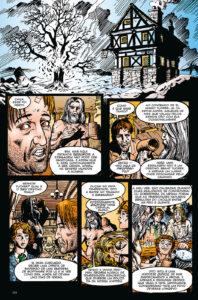 sandman volume 8, de Neil Gaiman