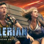 Cinema: Finalmente saiu o primeiro (E FANTÁSTICO) trailer para VALERIAN E A CIDADE DOS MIL PLANETAS