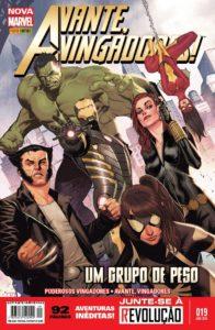 Avante, Vingadores! #19