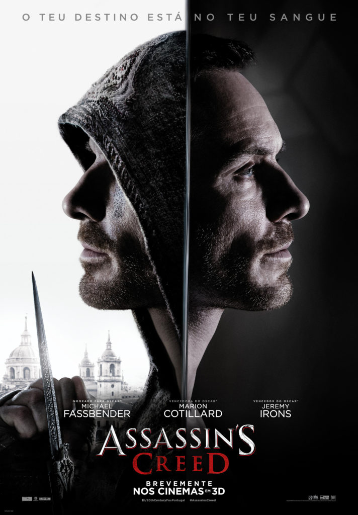 Assassin's Creed póster