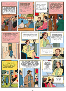 BLAKE E MORTIMER 24 O TESTAMENTO DE WILLIAM S Pagina 47