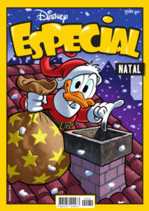 Capa Disney Especial Natal