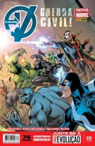 Os Vingadores #30