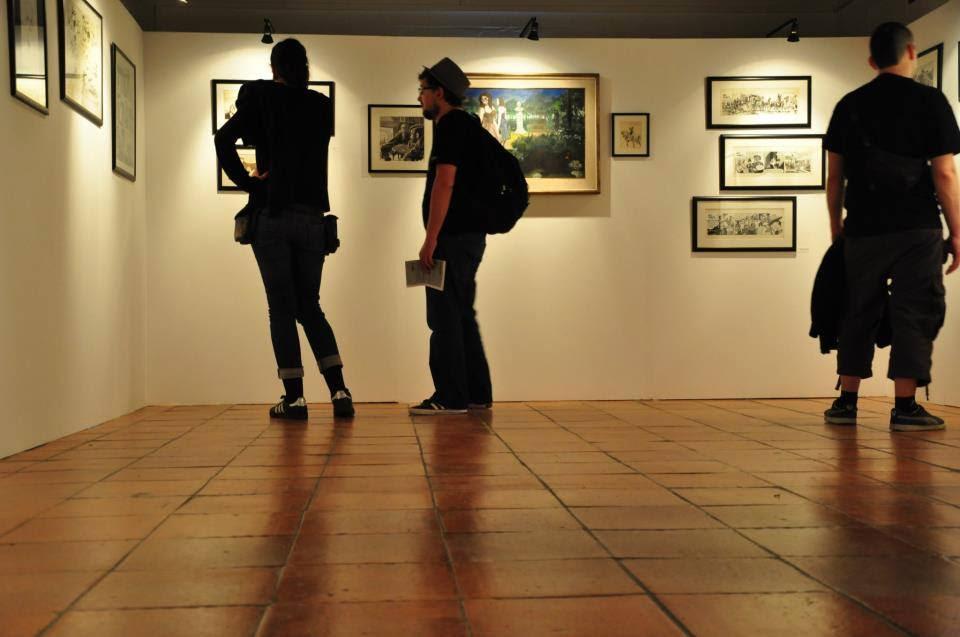 museu de banda desenhada em Beja