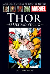 Thor - O Último Viking Capa