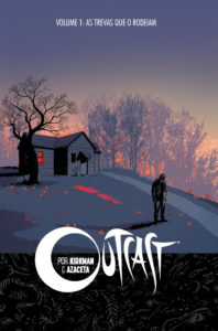 Outcast Vol 1 Capa