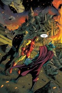 salvat vol 34 Vingadores Primordial pagina 1