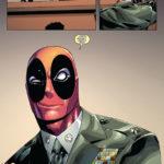 BD: Lançamento – A Coleção Oficial de Graphic Novels Vol. 36: Deadpool: A Guerra de Wade Wilson