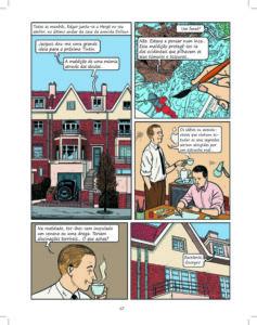 A Marca Jacobs – Uma Vida em Banda Desenhada