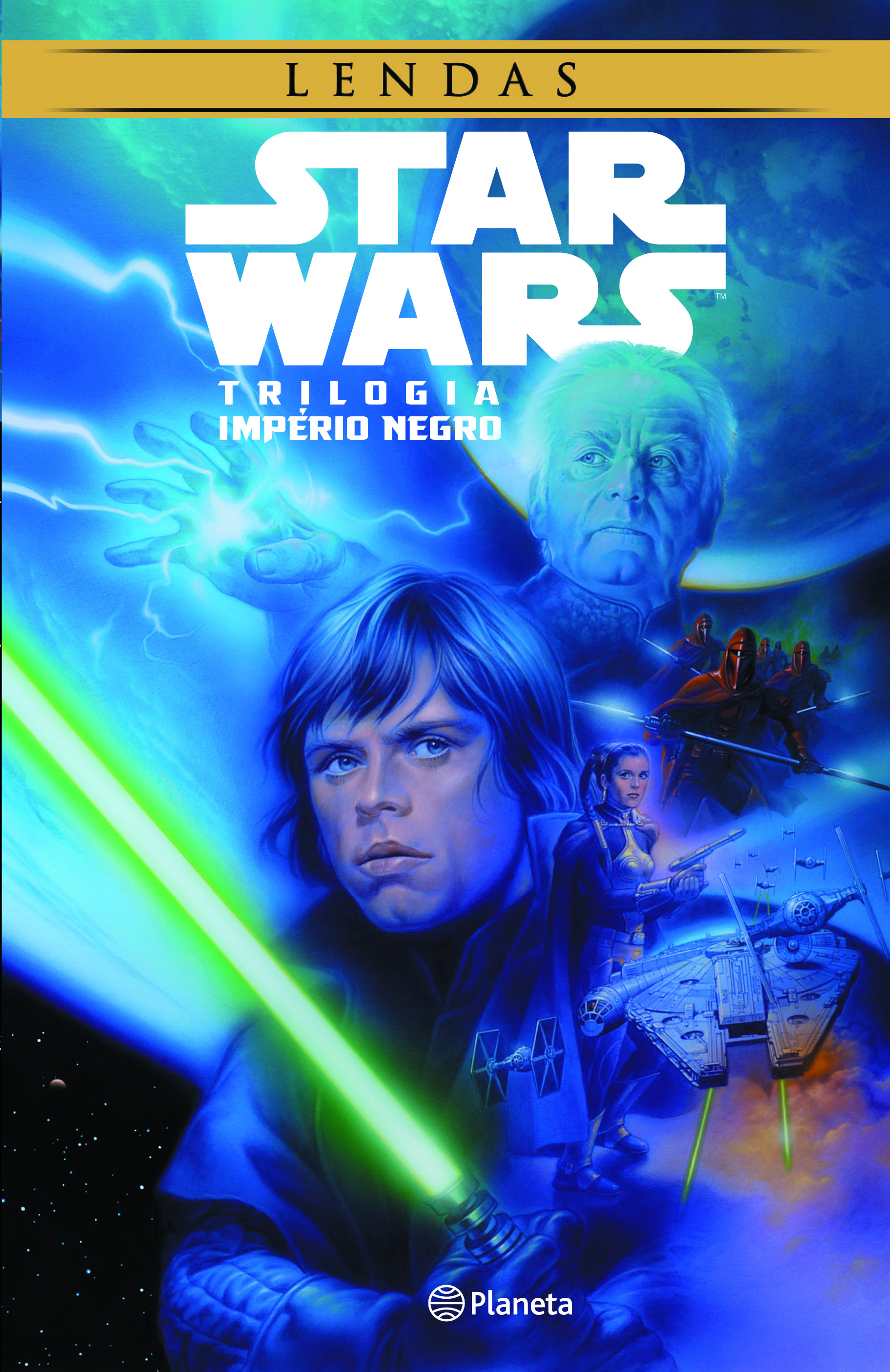 STAR WARS TRILOGIA DO IMPÉRIO NEGRO