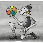 """Eventos: """"UM PLANETA RESILIENTE"""" Exposição de Cartoon, Banda Desenhada, Caricatura e outros devaneios gráficos"""