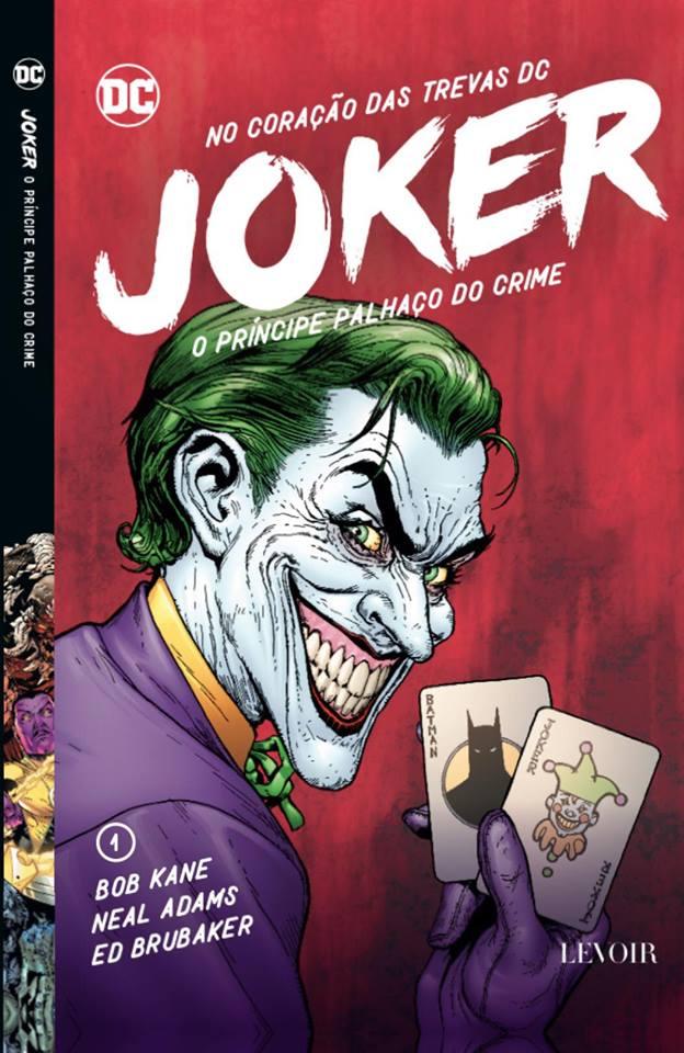 Joker: O Príncipe Palhaço do Crime