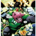 BD: Lançamento – No coração das Trevas DC – volume 2 Sinestro: A Guerra do Corpo Sinestro 1