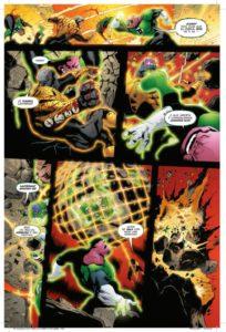 Sinestro: A Guerra do Corpo Sinestro 1