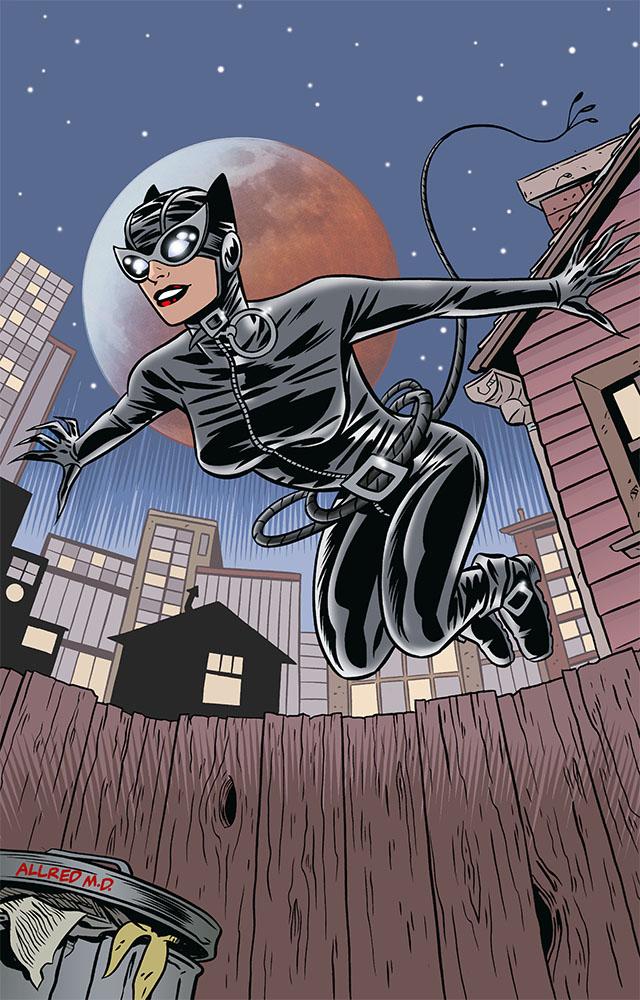 Catwoman: O Grande Golpe de Selina