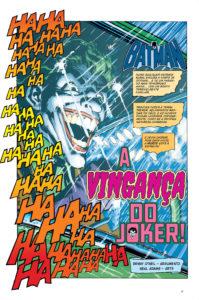 Joker: O Príncipe Palhaço do Crime página 1