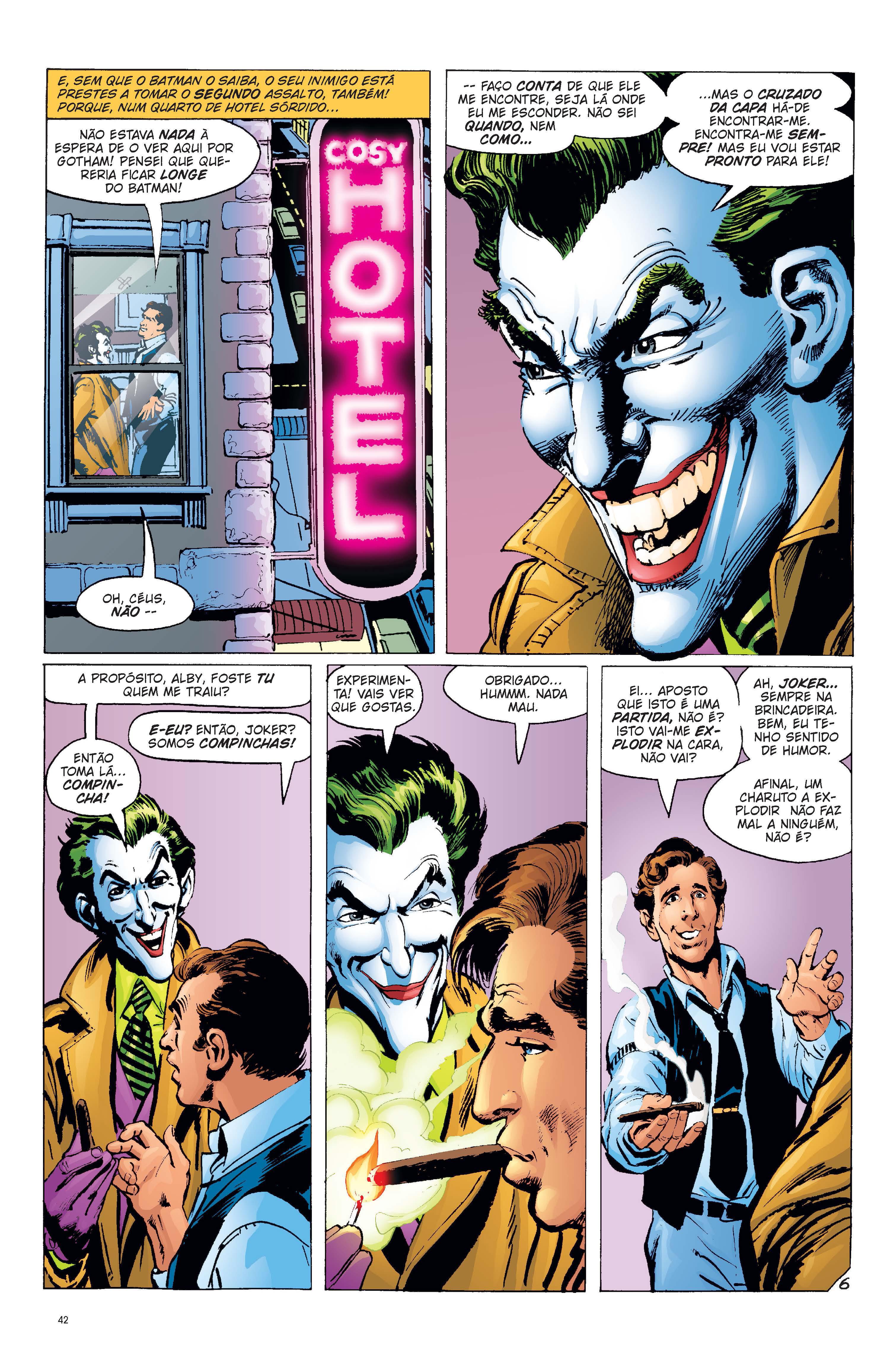 Joker: O Príncipe Palhaço do Crime página 6