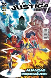 Liga da Justiça #48