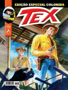 TEX EDIÇÃO ESPECIAL COLORIDA 7