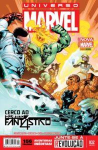 Universo Marvel #32