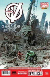 Os Vingadores #33