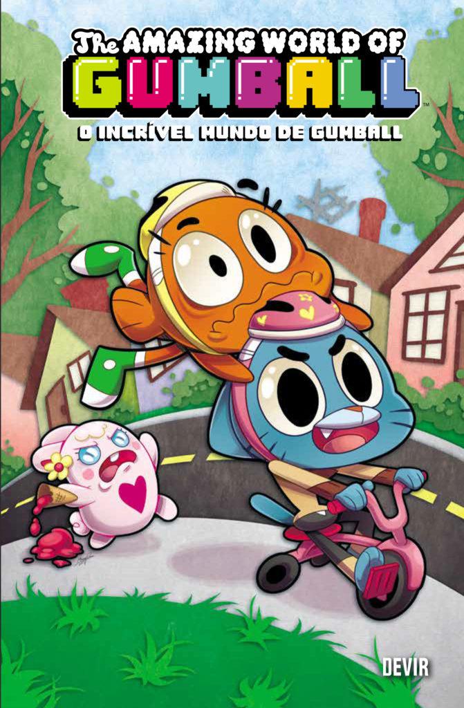 O incrível mundo de Gumball Vol. II