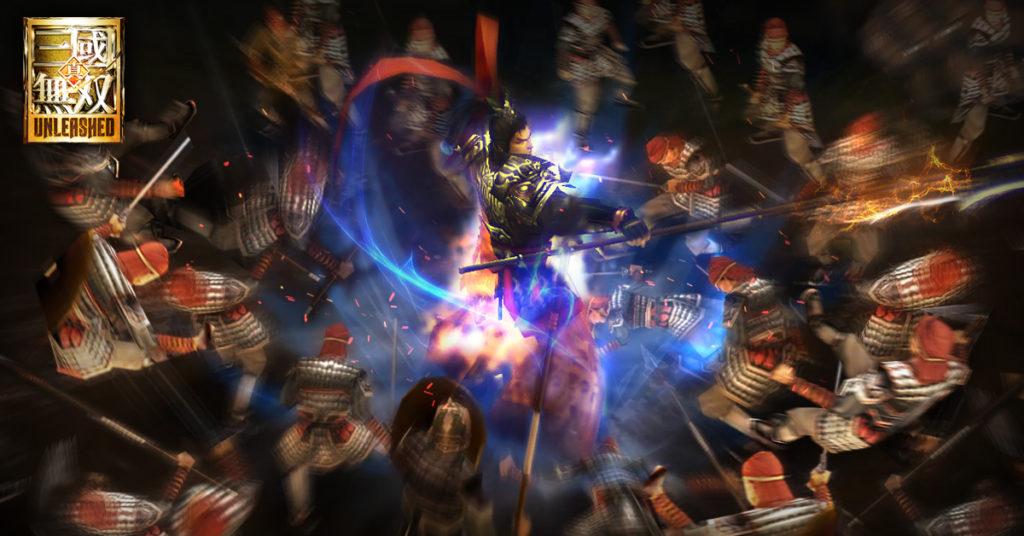 jinsam, de Dynasty Warriors: Unleashed