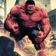 """""""A fúria cega do Hulk Vermelho acabou. Chegou a altura de provar ao mundo que ele pode ser um herói. […]"""