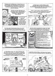 História da Língua em Banda Desenhada Página 45