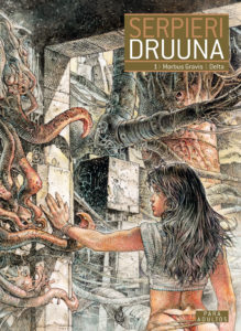Druuna capa