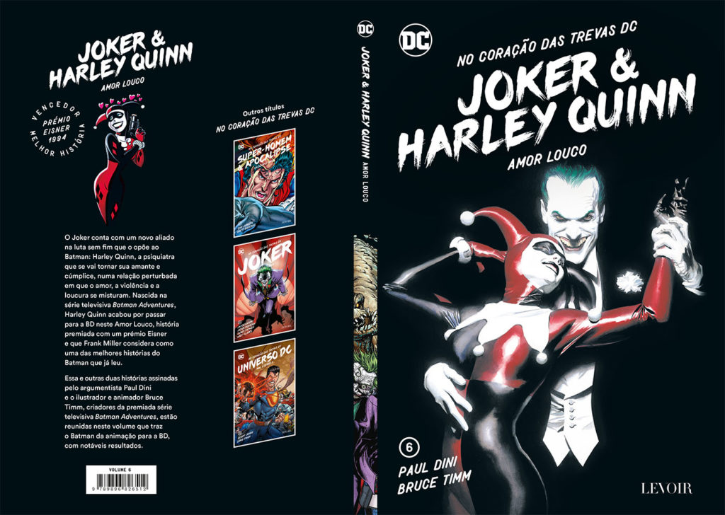 Joker & Harley Quinn: Amor Louco