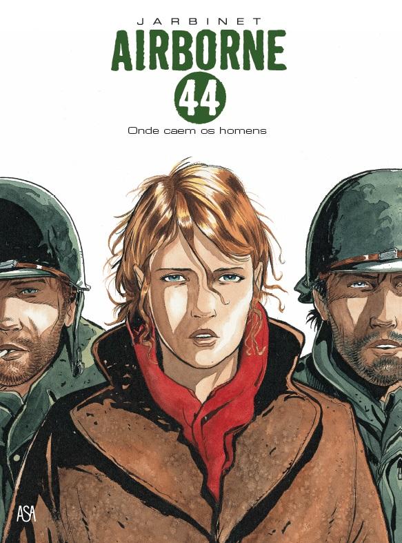 Airborne 44 vol. 1