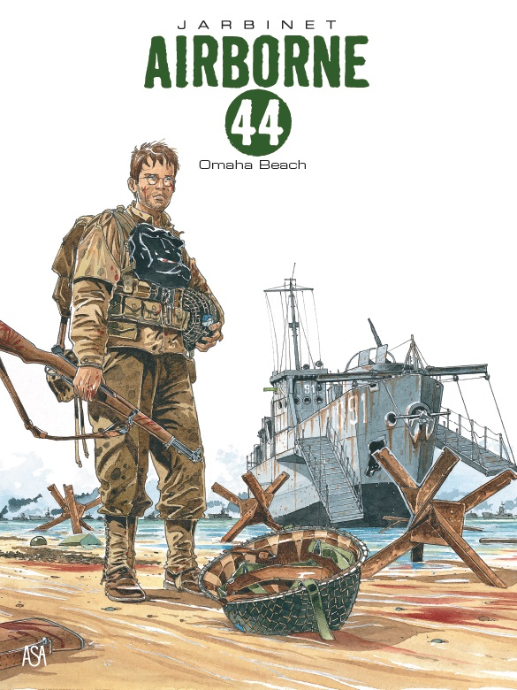 Airborne 44 vol. 3
