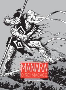 O Rei Macaco de Milo Manara
