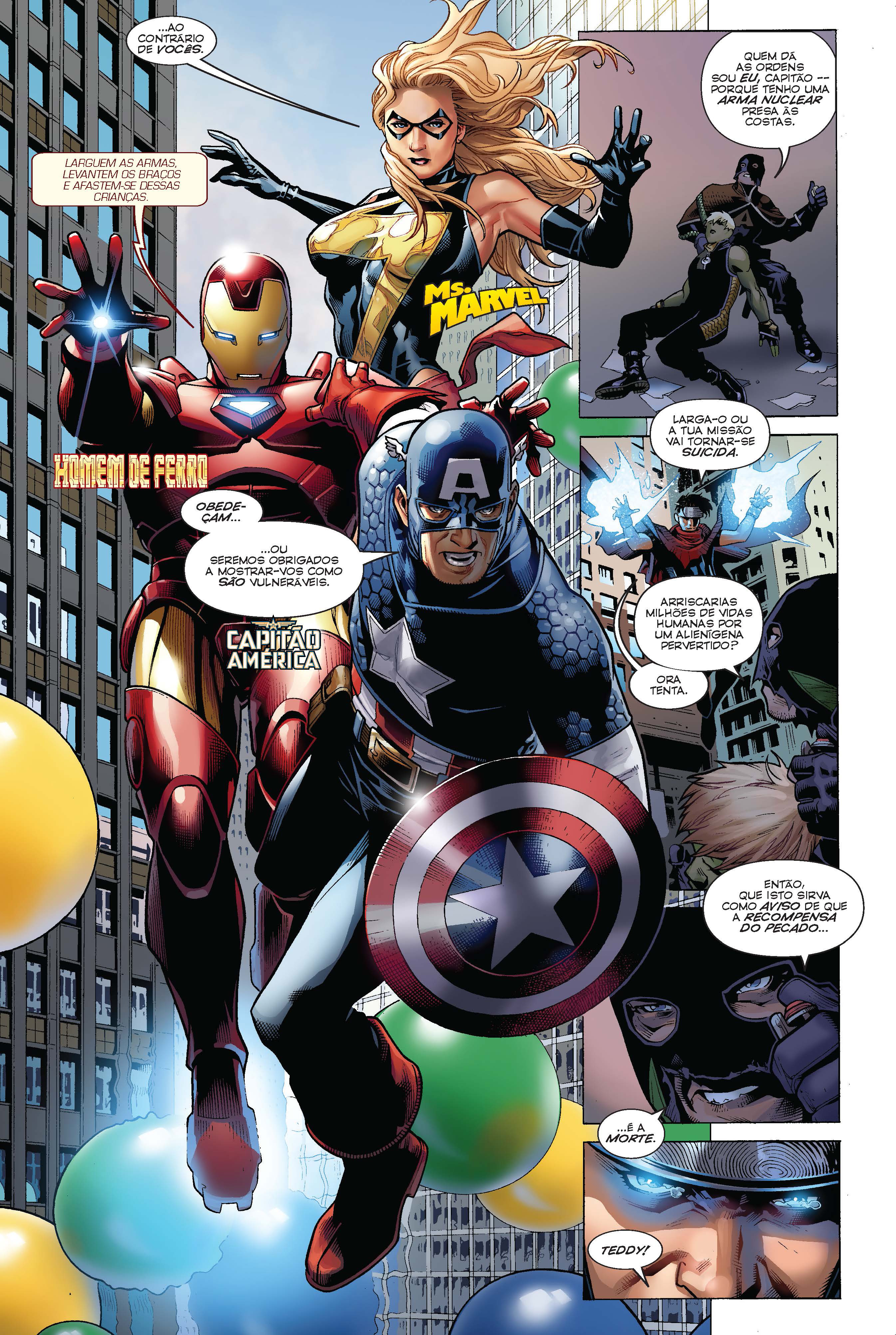 Vingadores: A Cruzada das Crianças