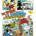 BD: Lançamento – Disney Comix #198