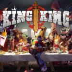 King King – Graphic Novel para adultos, no Kickstater